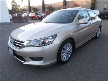 2015 Honda Accord for sale at C. H. Auto Sales in Citrus Heights CA