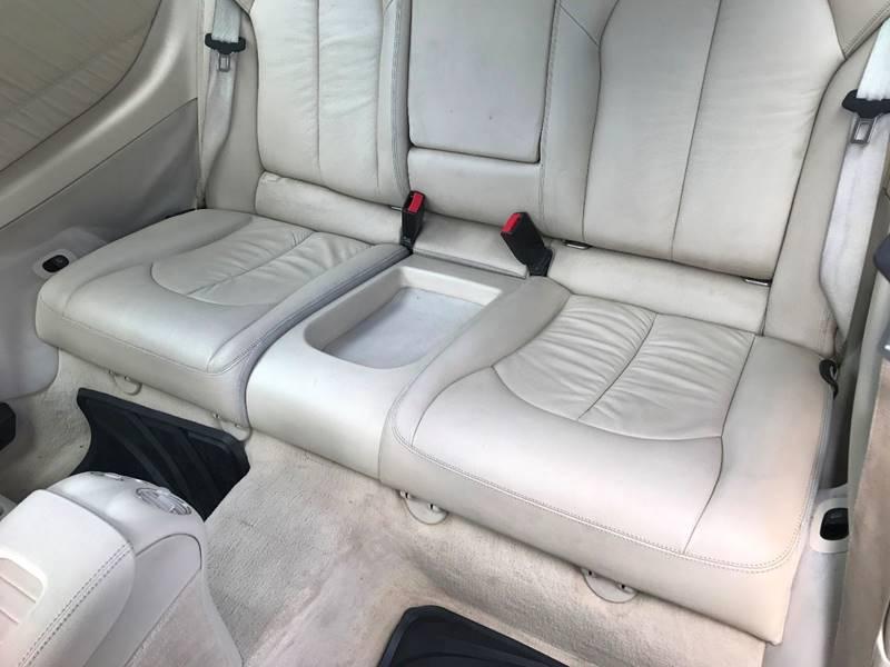 2008 Mercedes-Benz CLK CLK 550 2dr Coupe - Citrus Heights CA