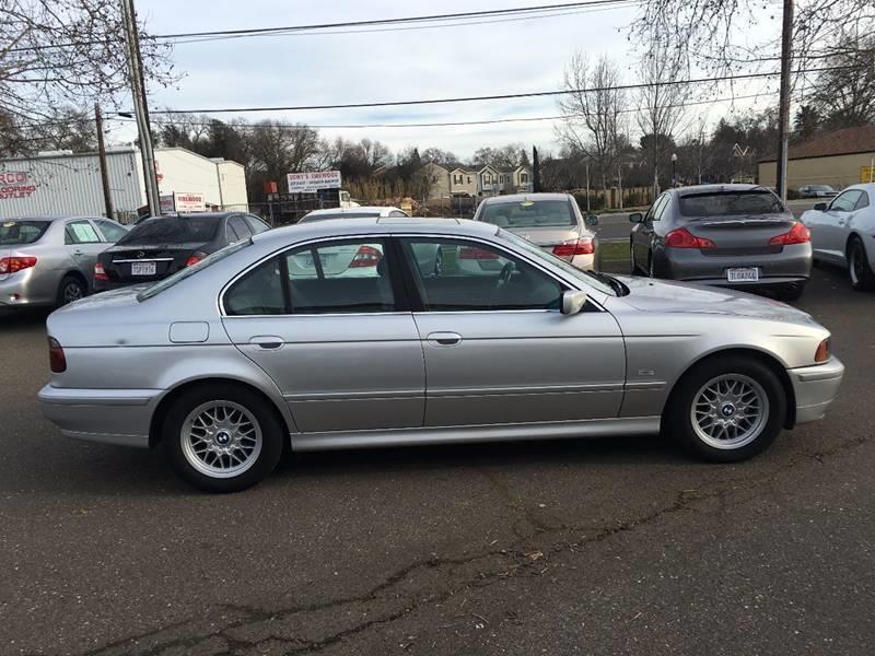 2002 BMW 5 Series 525i 4dr Sedan - Citrus Heights CA