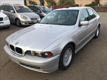 2002 BMW 5 Series for sale at C. H. Auto Sales in Citrus Heights CA