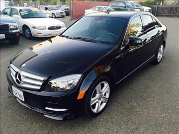 2011 Mercedes-Benz C-Class for sale at C. H. Auto Sales in Citrus Heights CA