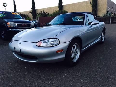 2000 Mazda MX-5 Miata for sale at C. H. Auto Sales in Citrus Heights CA
