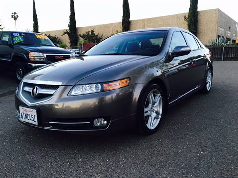 2007 Acura TL for sale at C. H. Auto Sales in Citrus Heights CA
