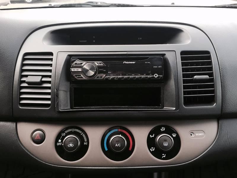 2003 Toyota Camry LE 4dr Sedan - Citrus Heights CA