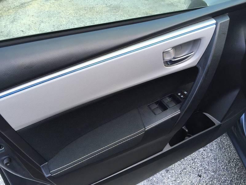 2016 Toyota Corolla LE Premium 4dr Sedan - Miami FL