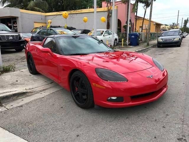 2005 Chevrolet Corvette 3LT Z51 - Miami FL
