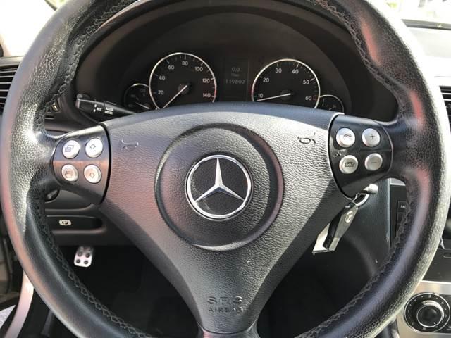 2005 Mercedes-Benz C-Class C 230 Kompressor 4dr Sedan - Miami FL