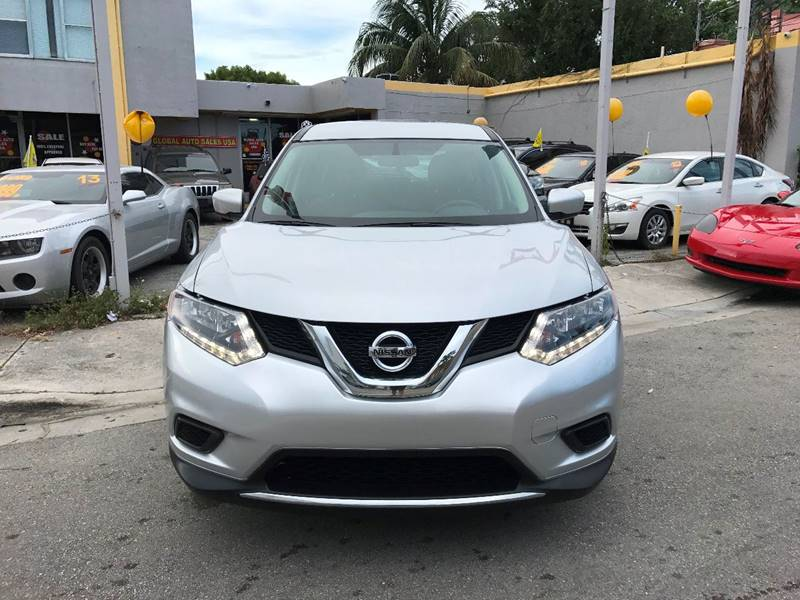 2016 Nissan Rogue S 4dr Crossover - Miami FL