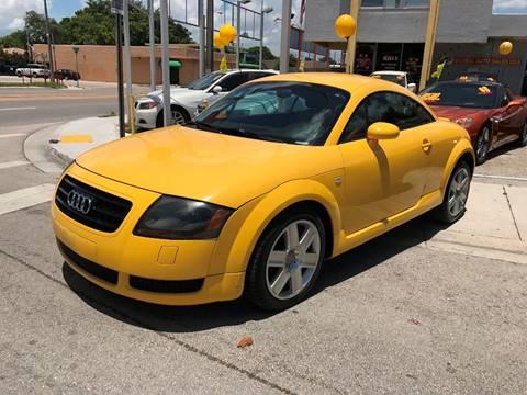 2004 Audi TT for sale in Miami, FL