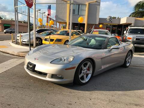 2005 Chevrolet Corvette for sale in Miami, FL
