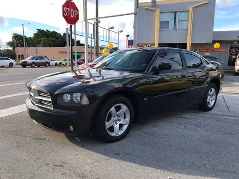 2010 Dodge Charger for sale at Global Auto Sales USA in Miami FL