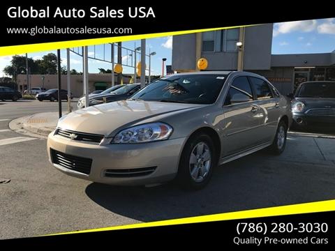 2009 Chevrolet Impala for sale in Miami, FL