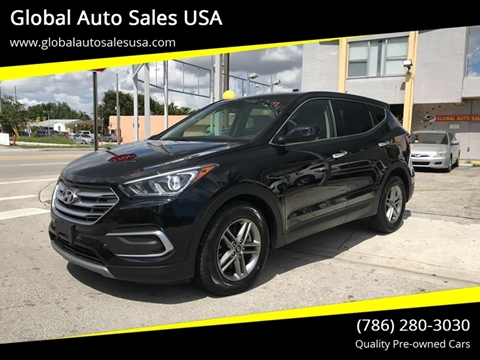 2018 Hyundai Santa Fe Sport for sale in Miami, FL