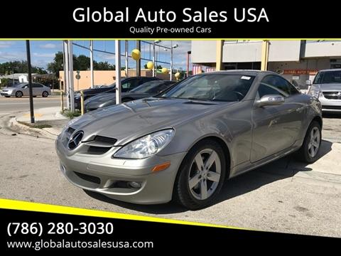 2007 Mercedes-Benz SLK for sale in Miami, FL