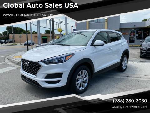 2019 Hyundai Tucson for sale at Global Auto Sales USA in Miami FL