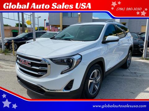 2020 GMC Terrain for sale at Global Auto Sales USA in Miami FL