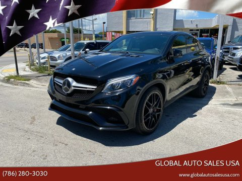 2017 Mercedes-Benz GLE for sale at Global Auto Sales USA in Miami FL