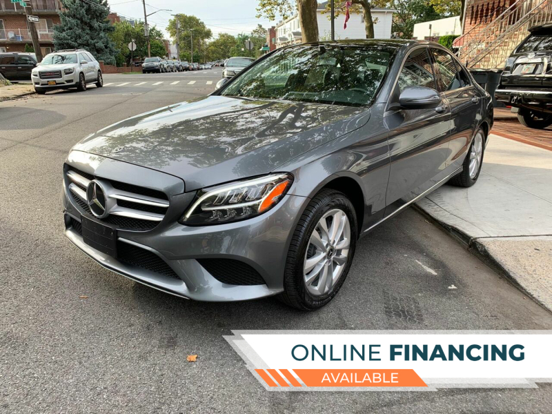 2020 Mercedes-Benz C-Class for sale at Global Auto Sales USA in Miami FL