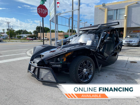 2017 Polaris Slingshot for sale at Global Auto Sales USA in Miami FL