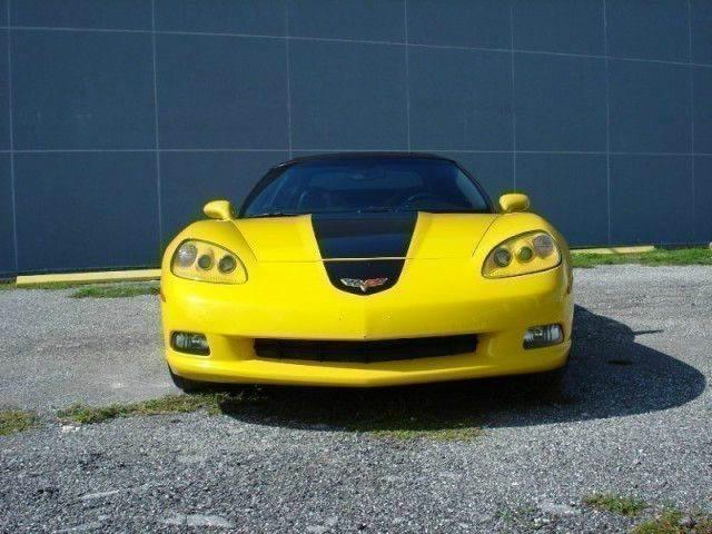 2009 Chevrolet Corvette for sale at Global Auto Sales USA in Miami FL