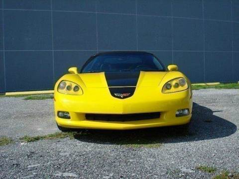 2009 Chevrolet Corvette for sale at Global Auto Sales USA in Miami FL