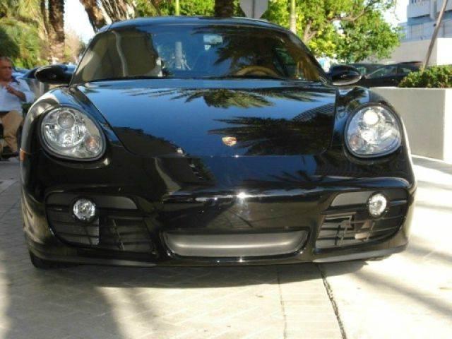 2007 Porsche Cayman for sale at Global Auto Sales USA in Miami FL