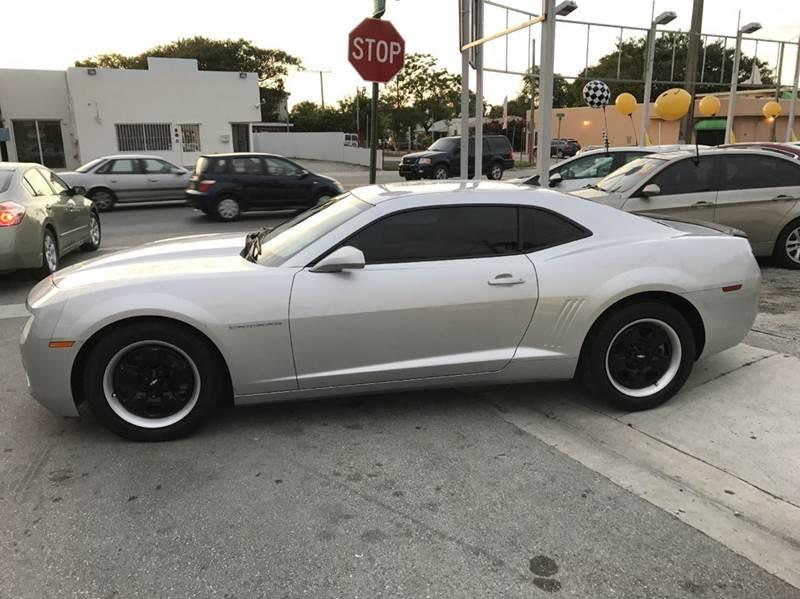 2013 Chevrolet Camaro LS 2dr Coupe w/1LS - Miami FL