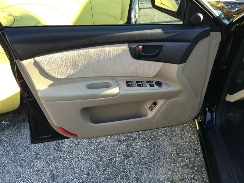 2010 Kia Optima EX 4dr Sedan - Miami FL