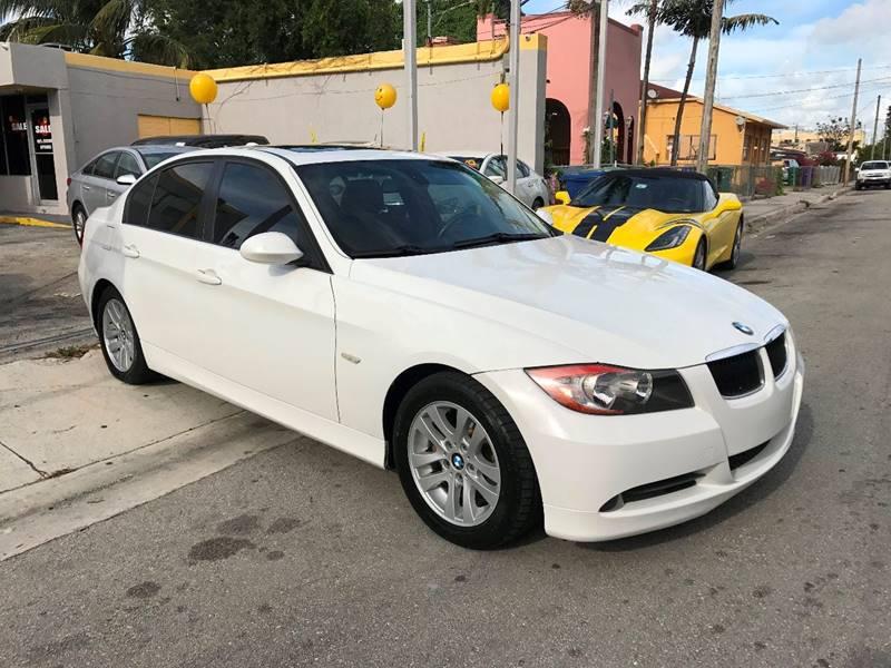 2007 BMW 3 Series 328i 4dr Sedan - Miami FL