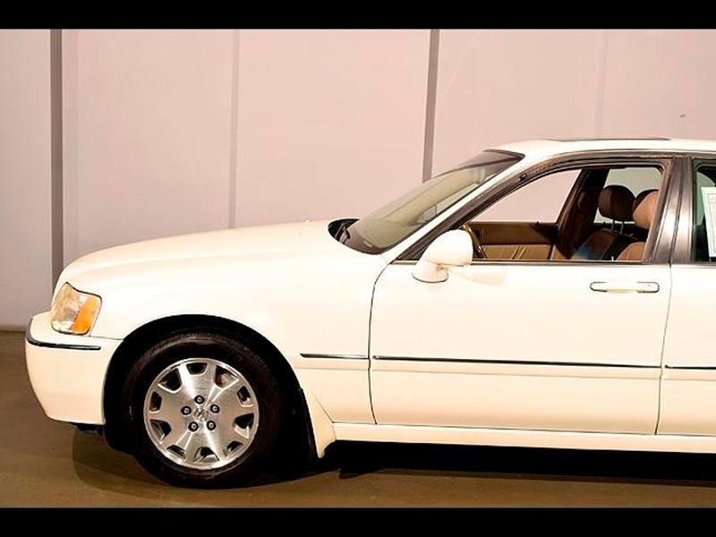 2004 Acura RL 3.5 4dr Sedan w/Navi - Columbus OH