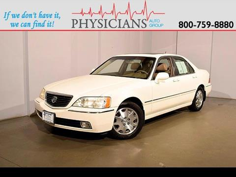 2004 Acura RL for sale at Physicians Auto Group in Columbus OH