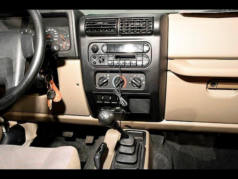 2003 Jeep Wrangler 2dr X - Columbus OH