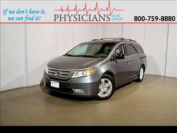 2012 Honda Odyssey for sale at Physicians Auto Group in Columbus OH