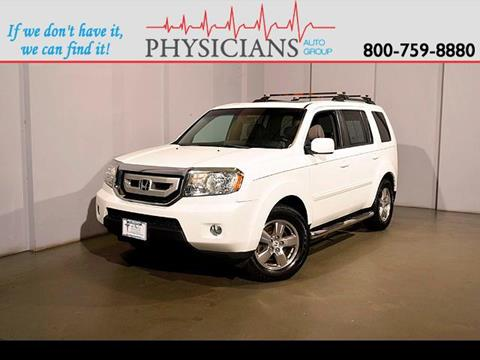 2011 Honda Pilot for sale at Physicians Auto Group in Columbus OH