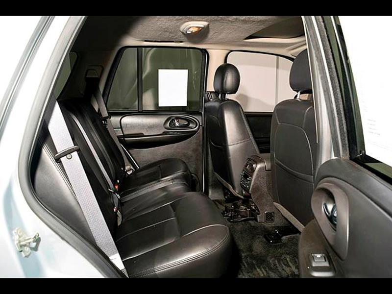 2007 Chevrolet TrailBlazer 4WD 4dr LT - Columbus OH