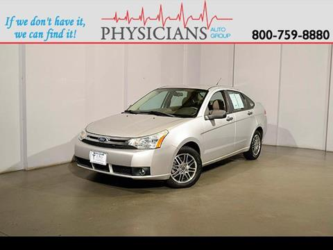 2011 Ford Focus for sale at Physicians Auto Group in Columbus OH