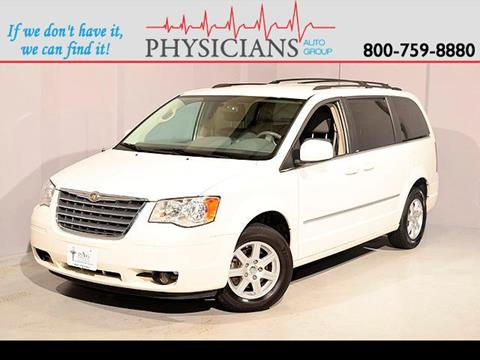 2010 Chrysler Town and Country for sale at Physicians Auto Group in Columbus OH