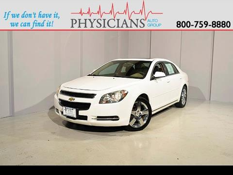 2009 Chevrolet Malibu for sale at Physicians Auto Group in Columbus OH