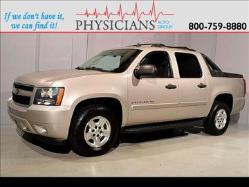 2008 Chevrolet Avalanche for sale at Physicians Auto Group in Columbus OH