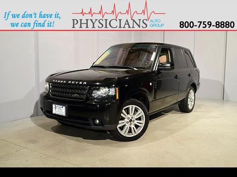 2012 Land Rover Range Rover for sale at Physicians Auto Group in Columbus OH