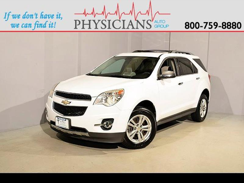 2010 Chevrolet Equinox for sale at Physicians Auto Group in Columbus OH