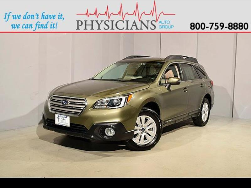 2015 Subaru Outback for sale at Physicians Auto Group in Columbus OH