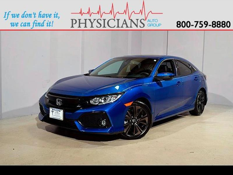 2017 Honda Civic for sale at Physicians Auto Group in Columbus OH