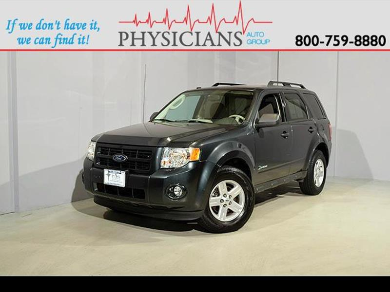 2009 Ford Escape Hybrid for sale at Physicians Auto Group in Columbus OH