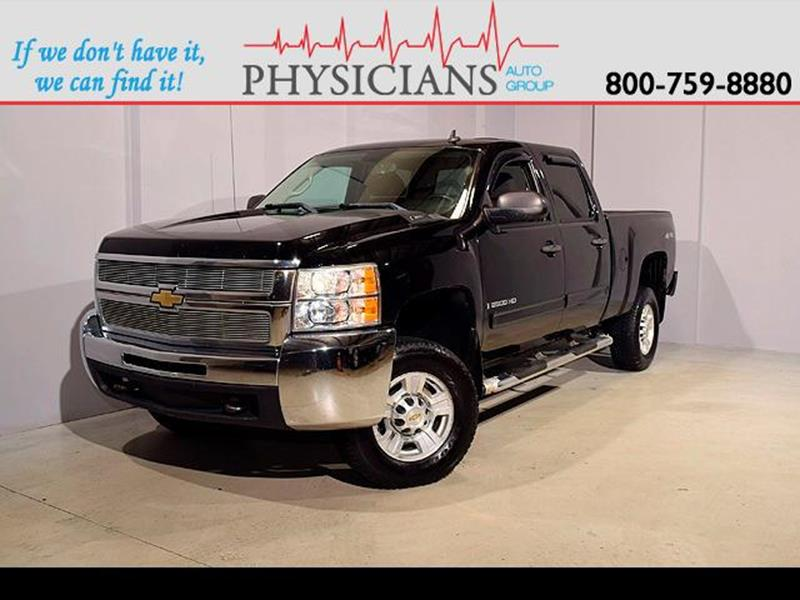2009 Chevrolet Silverado 2500HD for sale at Physicians Auto Group in Columbus OH