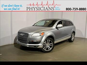 2007 Audi Q7 for sale in Columbus, OH