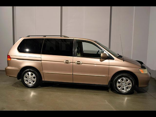 2003 Honda Odyssey EX-L 4dr Mini-Van w/DVD and Leather - Columbus OH