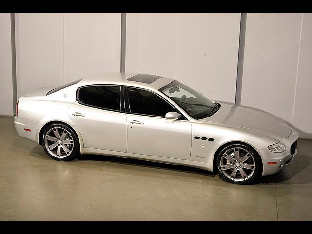 2008 Maserati Quattroporte 4dr Sdn Auto - Columbus OH