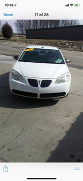 2009 Pontiac G6 for sale in Coldwater, MI