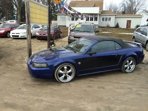 2004 Ford Mustang for sale at Hillside Motor Sales in Coldwater MI